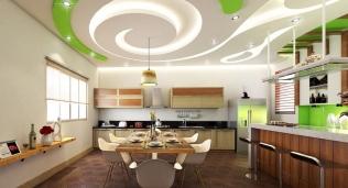Các mẹo trang trí trần nhà đơn giản cho không gian sống