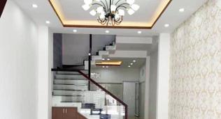 Mẫu trần thạch cao phòng khách hiện đại tuyệt đẹp cho gia đình Việt